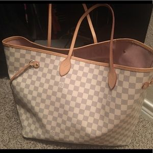 Authentic Louis Vuitton Neverful GM Purse